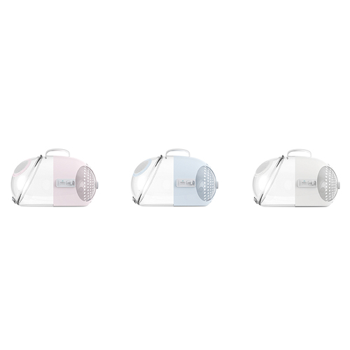 MOBOLI猫卜力|貓咪膠囊外出籠(白色)