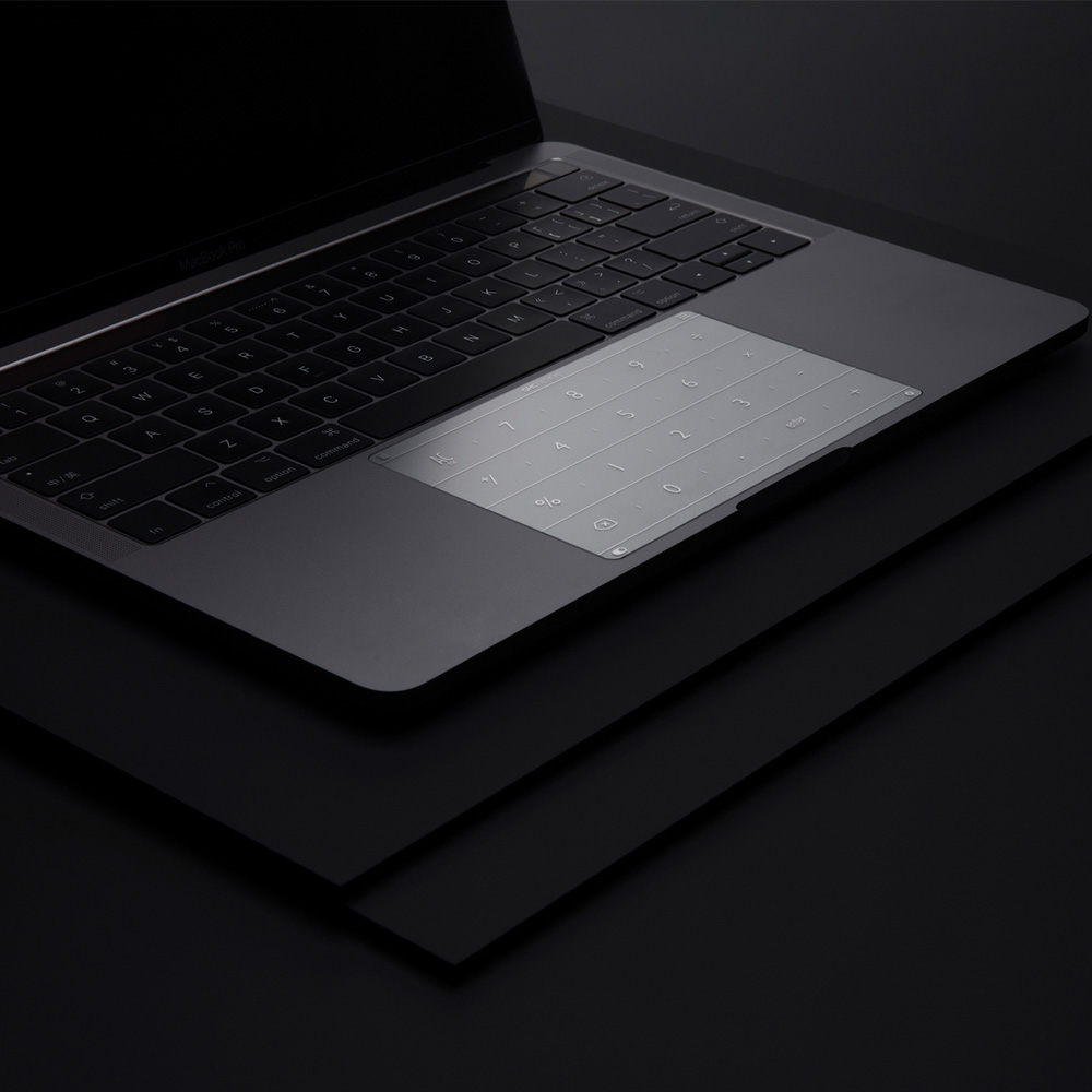 Nums|超薄智能鍵盤膜Macbook Air13 2018新款