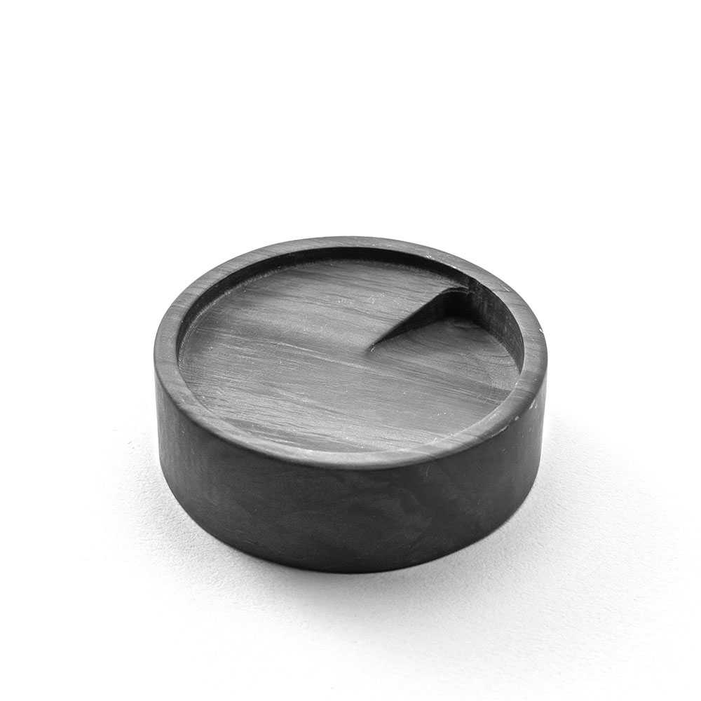 小墨器|羅紋石硯台 (大)