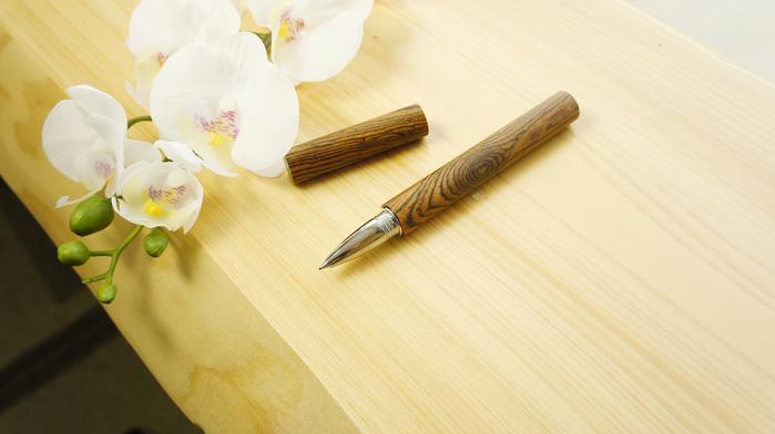 MrCypress|封端系列-木鋼珠筆