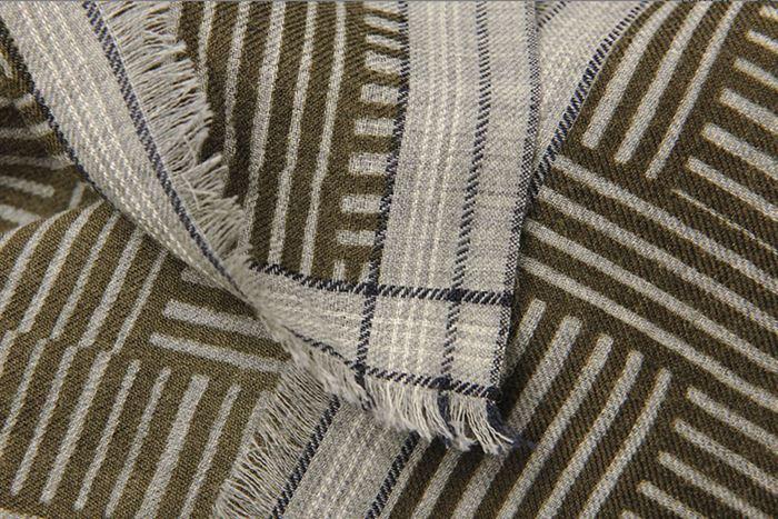 (複製)MOISMONT|N°364 - HOT PINK 羊毛方巾