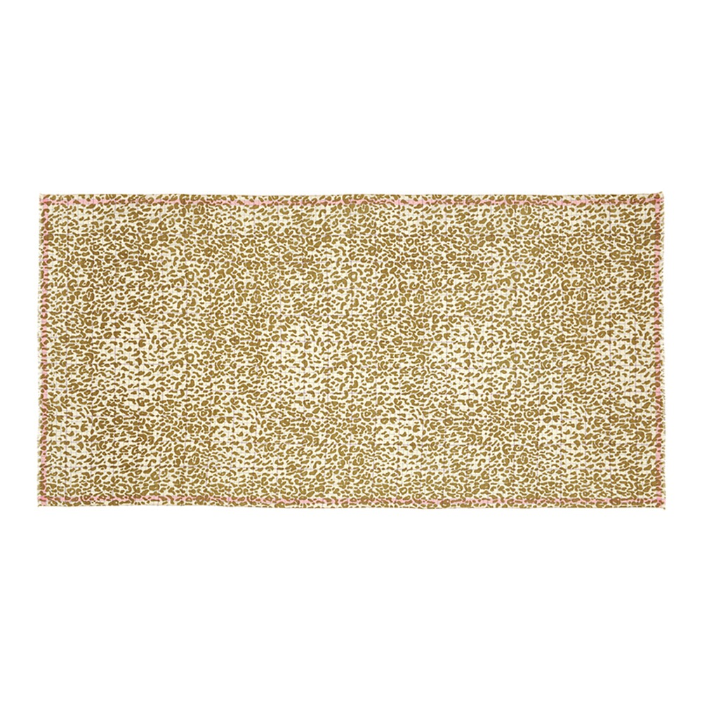 MOISMONT|N°346-FAUVE 純棉圍巾