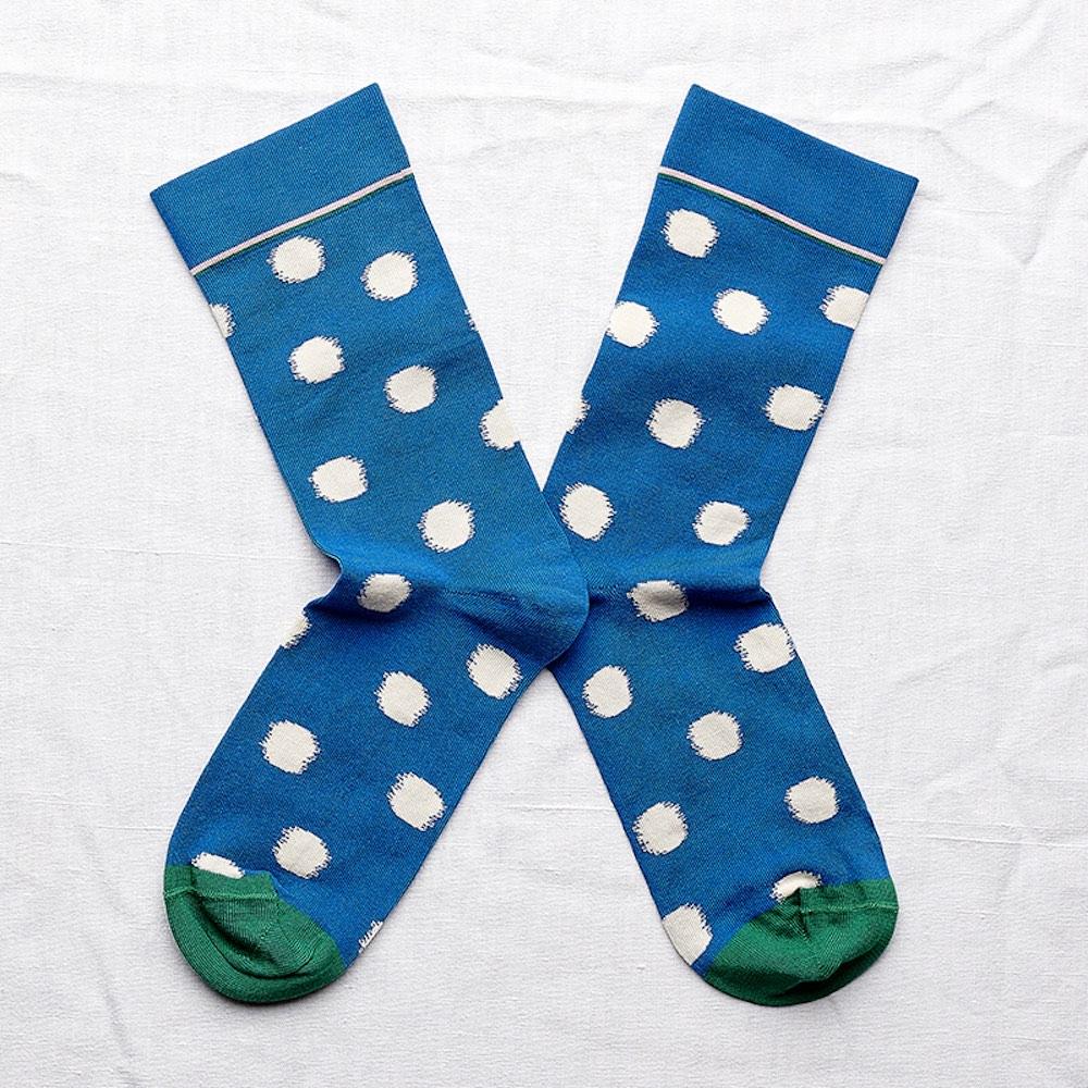 Bonne Maison|珍珠項鍊 純棉織襪