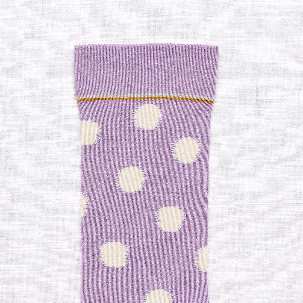 Bonne Maison|紫丁香舞曲 純棉織襪