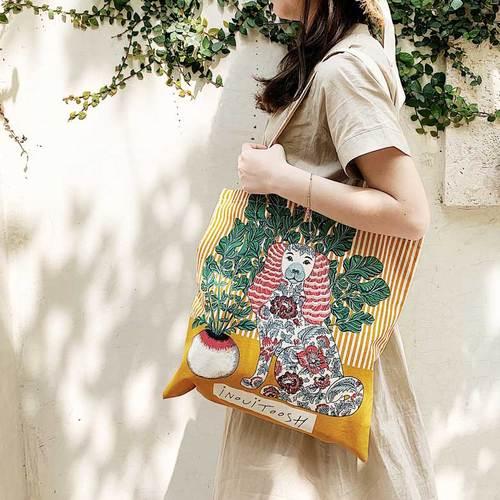 Inouïtoosh|BRAD 購物袋