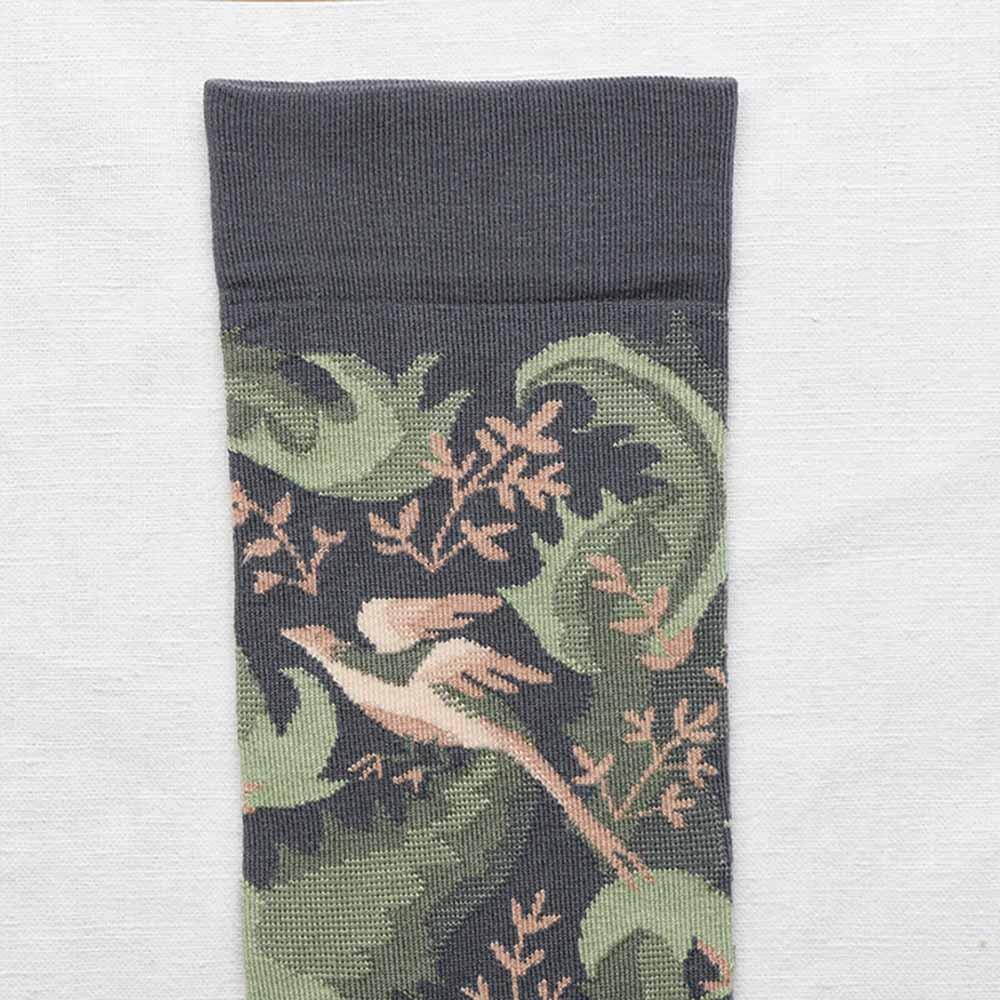 Bonne Maison|快樂鳥 純棉織襪