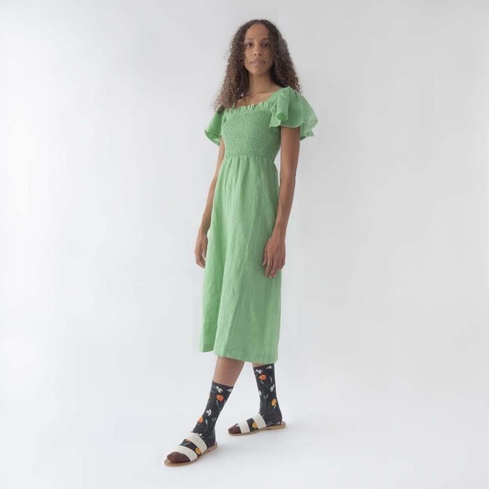 (複製)Bonne Maison 祕徑 純棉織襪