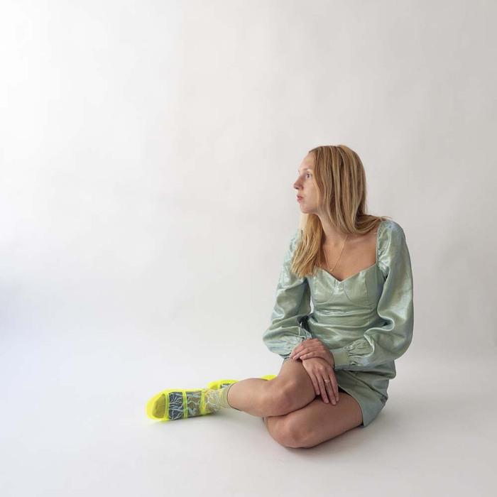 (複製)Bonne Maison|海藻飄 純棉織襪