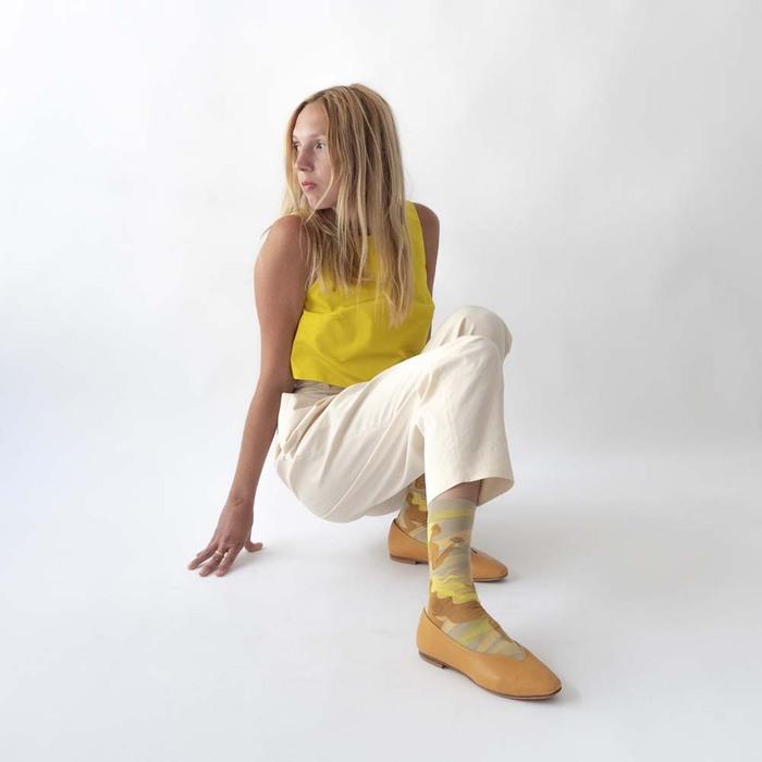 (複製)Bonne Maison|幕光棲地 純棉織襪