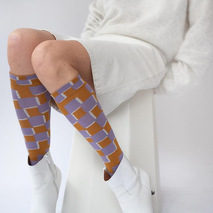 (複製)Bonne Maison|花火 純棉長襪