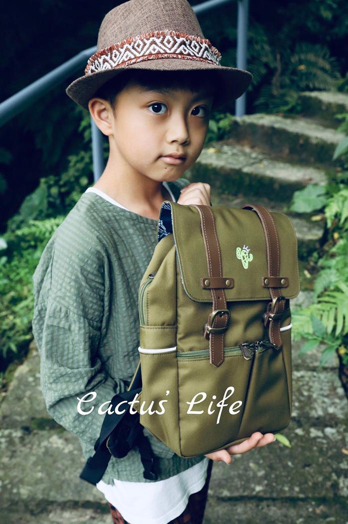 Cactus′ Life|仙人掌親子系列-小包