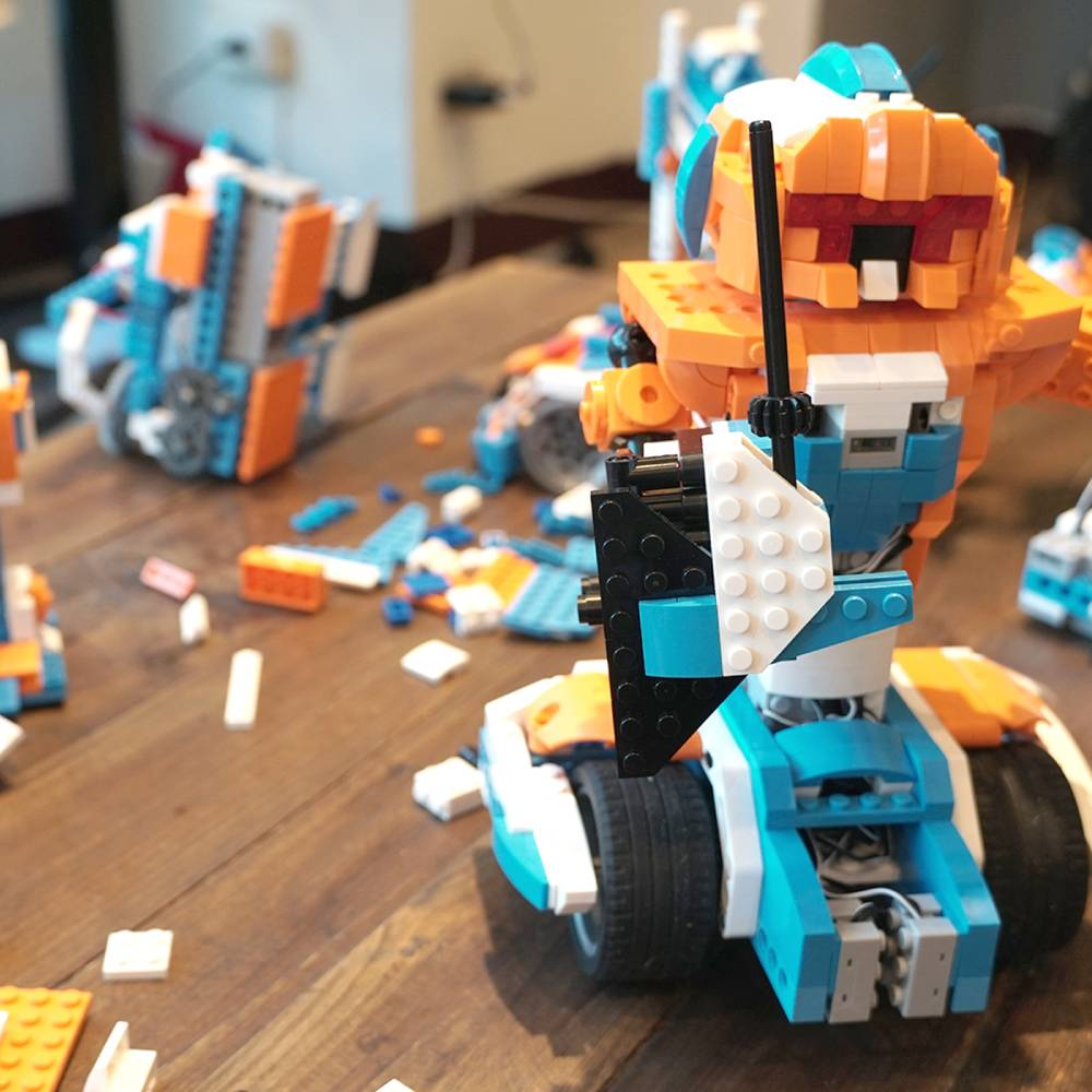 【集購】Apitor|RobotX 第二代樂學程式積木(募資突破2千萬)