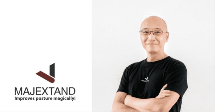 Majextand| 秒捷架一秒切換手機支架(2入)