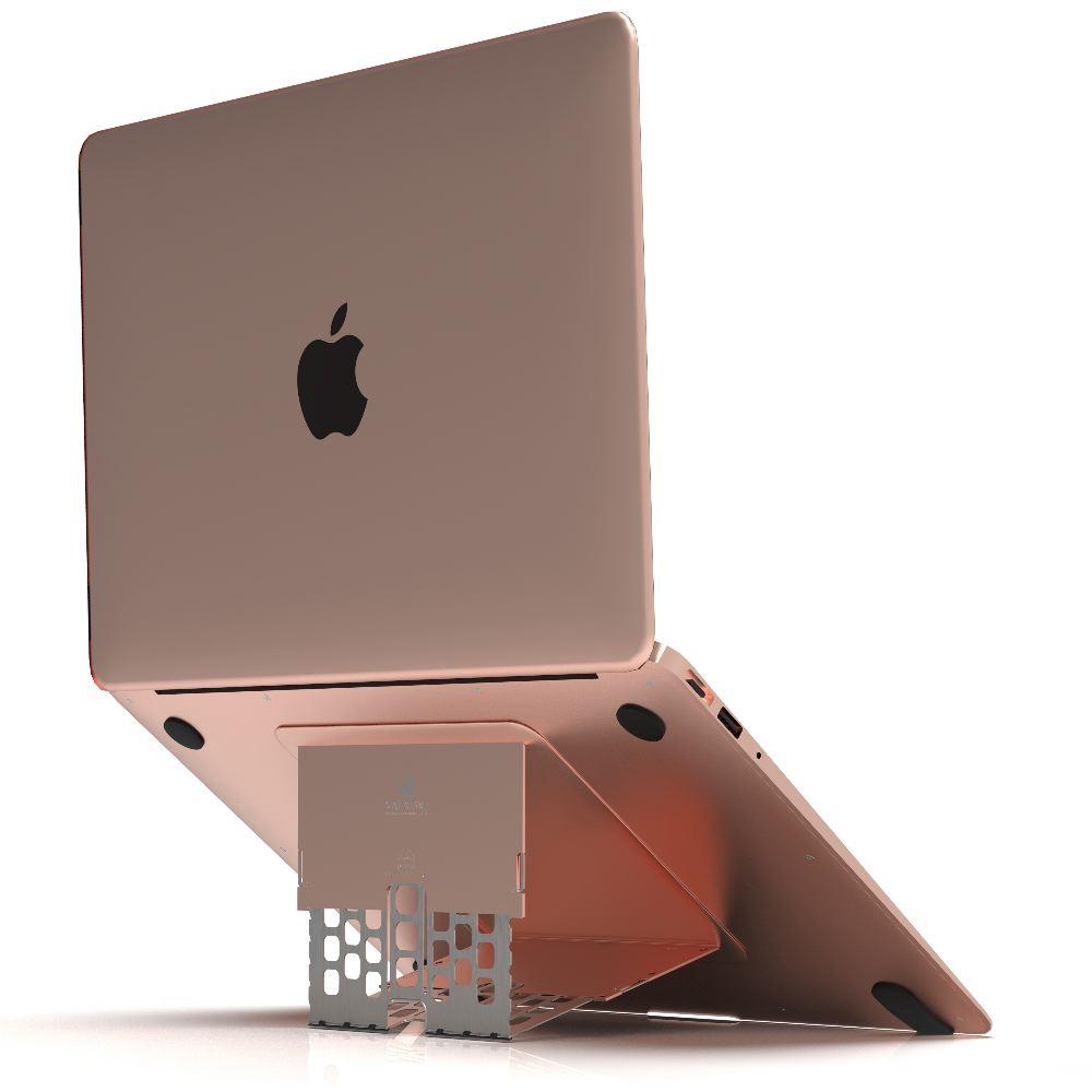 Majextand|世界最輕薄護頸筆電架(二組)