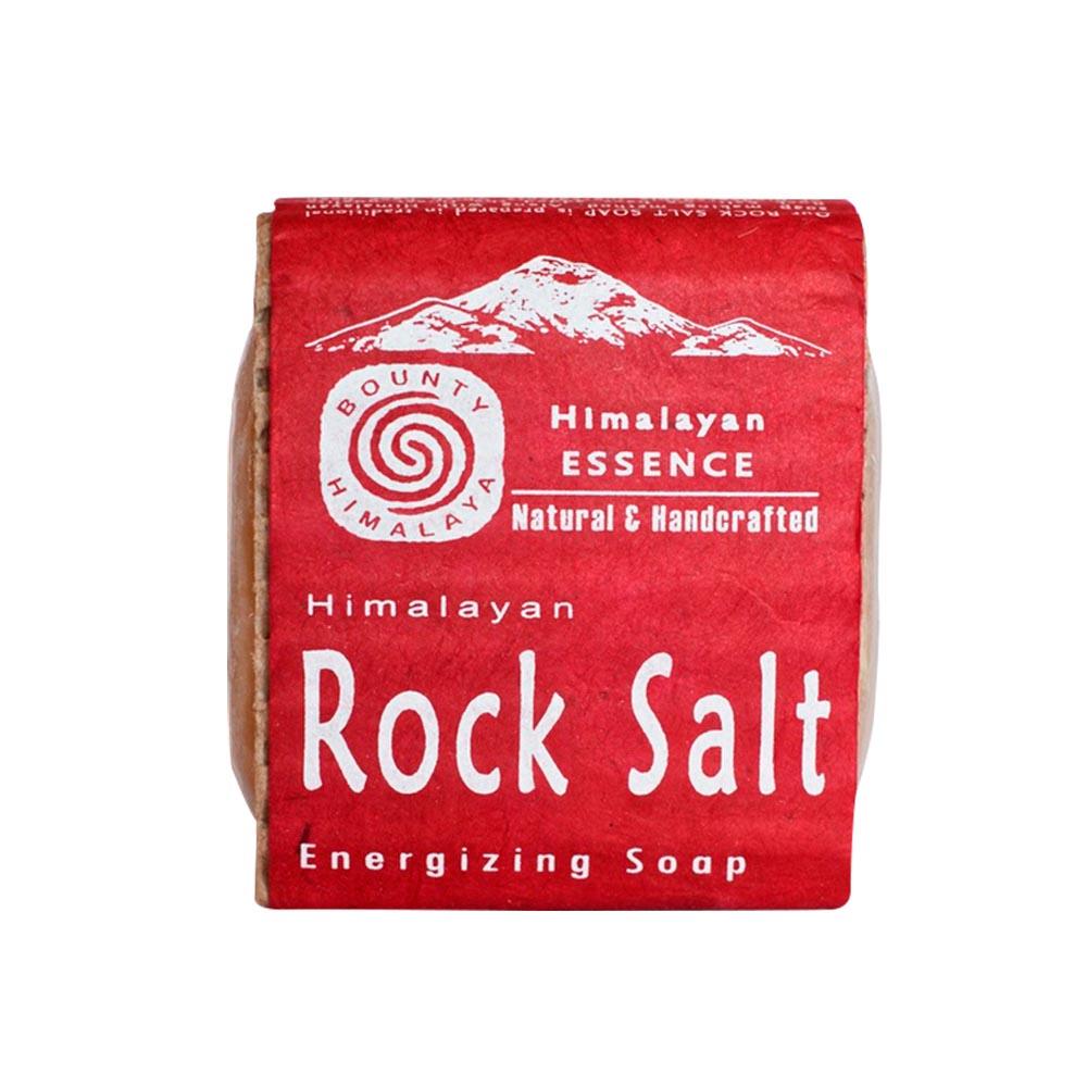 Bountyhimalaya 喜馬拉雅之寶|尼泊爾手工精油皂- 喜馬拉雅岩鹽