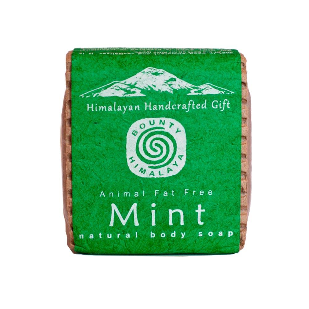 Bountyhimalaya 喜馬拉雅之寶|尼泊爾手工精油皂- 薄荷