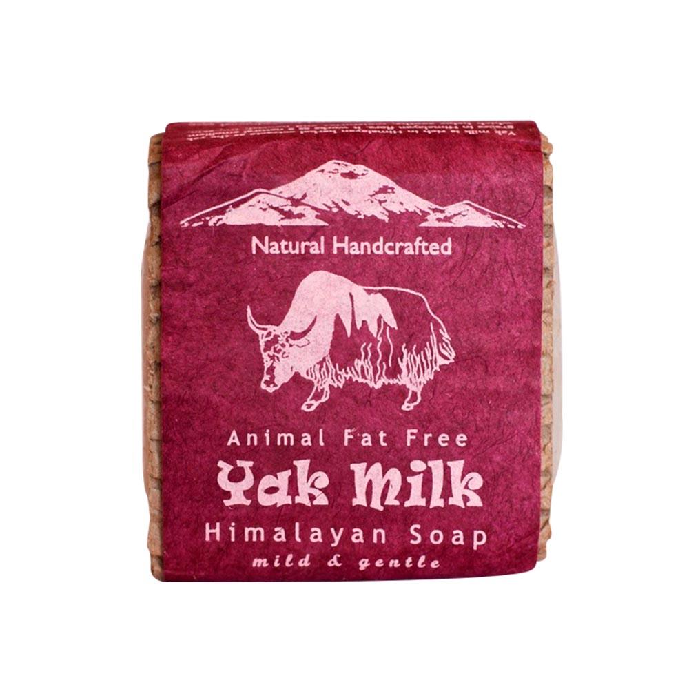 Bountyhimalaya 喜馬拉雅之寶 尼泊爾手工精油皂- 滋潤氂牛奶