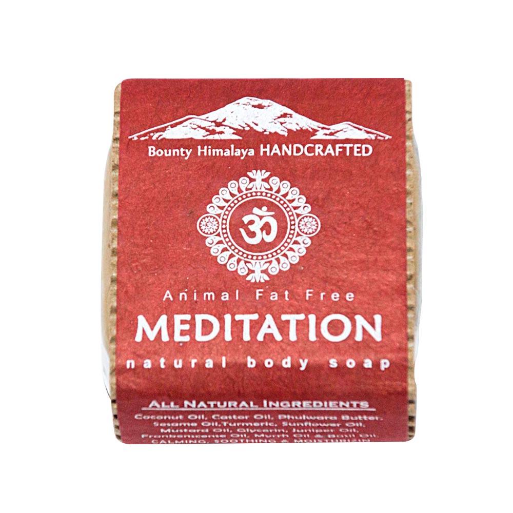 Bountyhimalaya 喜馬拉雅之寶|尼泊爾手工精油皂- 冥想