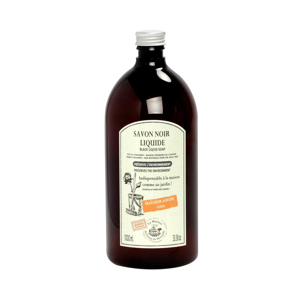 法國馬賽皂之家|法國3000萬戶家庭指名 萬能家事黑肥皂-橙花精油