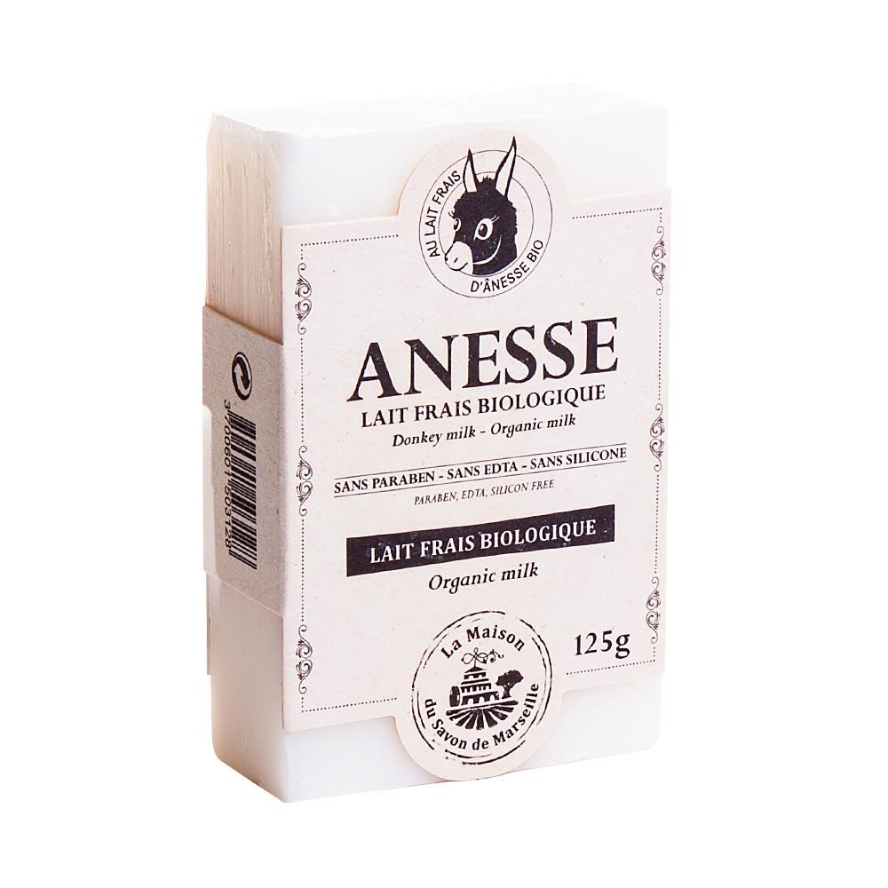 法國馬賽皂之家|歐洲年銷200萬顆滋潤驢奶皂 - 純驢奶