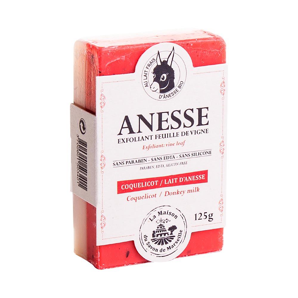 法國馬賽皂之家|歐洲年銷200萬顆 滋潤驢奶皂 - 狂野罌粟