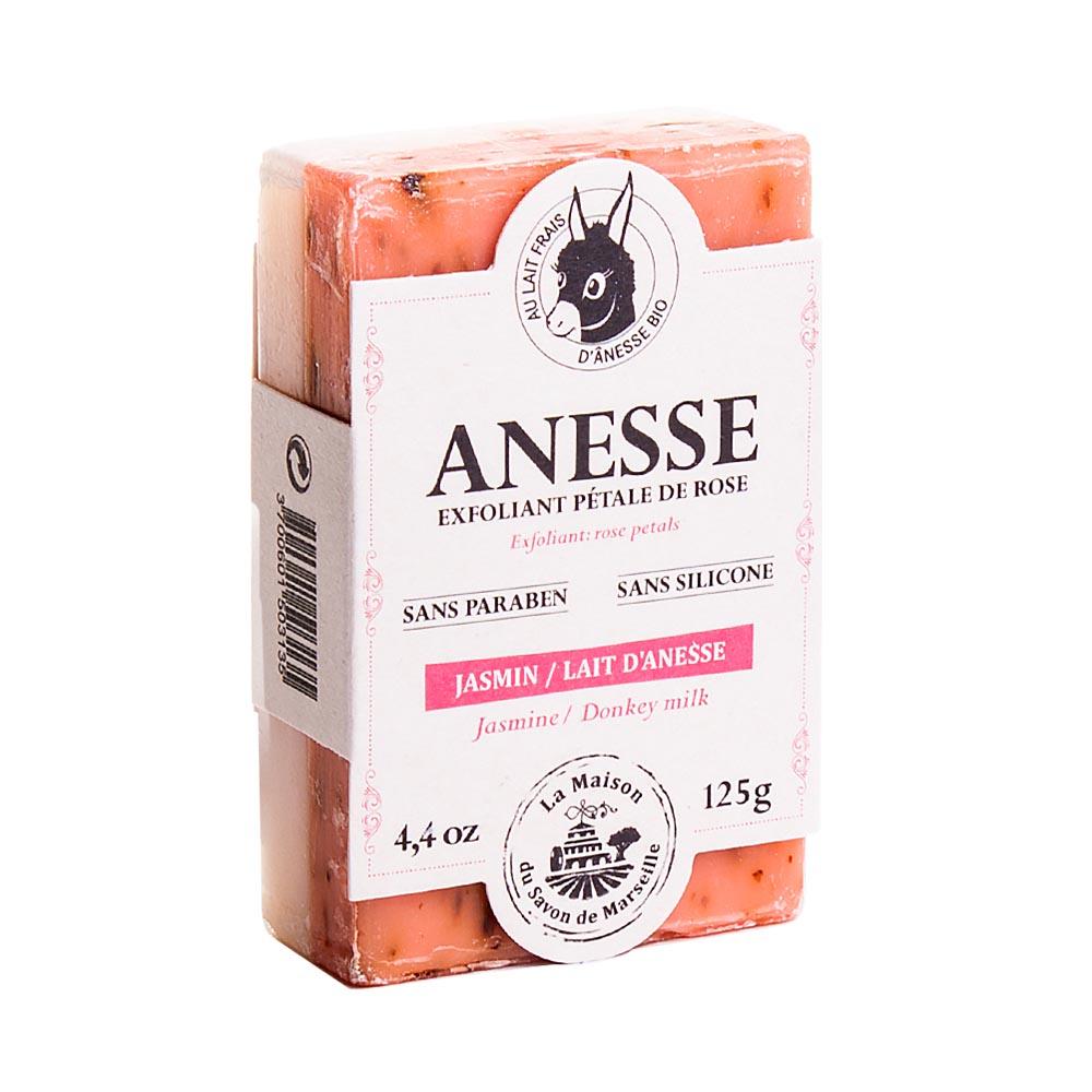 法國馬賽皂之家|歐洲年銷200萬顆 滋潤驢奶皂 - 淡雅茉莉