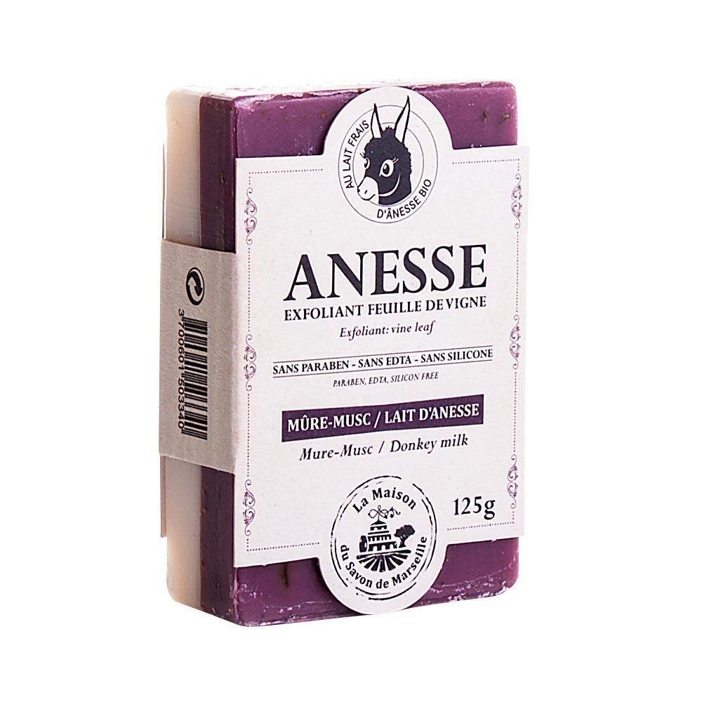 法國馬賽皂之家|歐洲年銷200萬顆 滋潤驢奶皂 - 麝香莓果