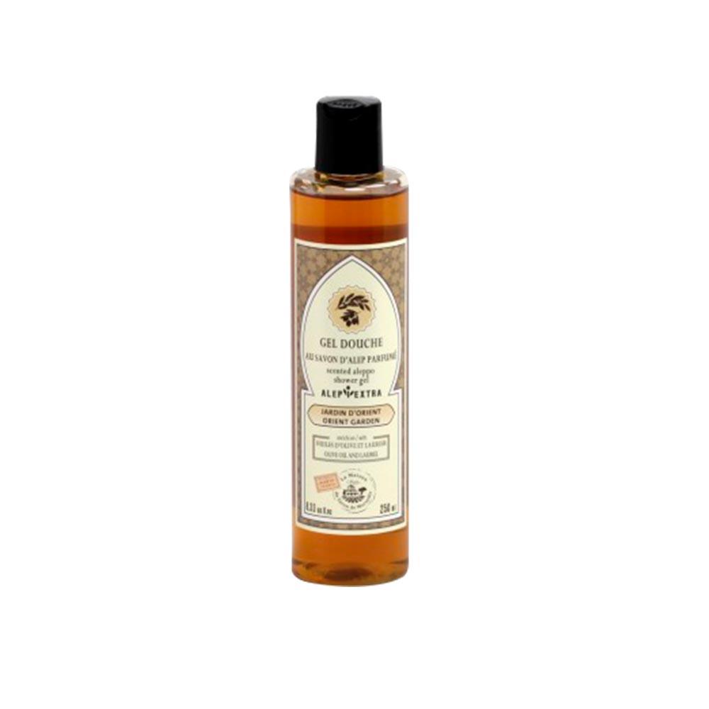 法國馬賽皂之家|最天然原始的皂 阿勒坡液體沐浴皂-東方花園