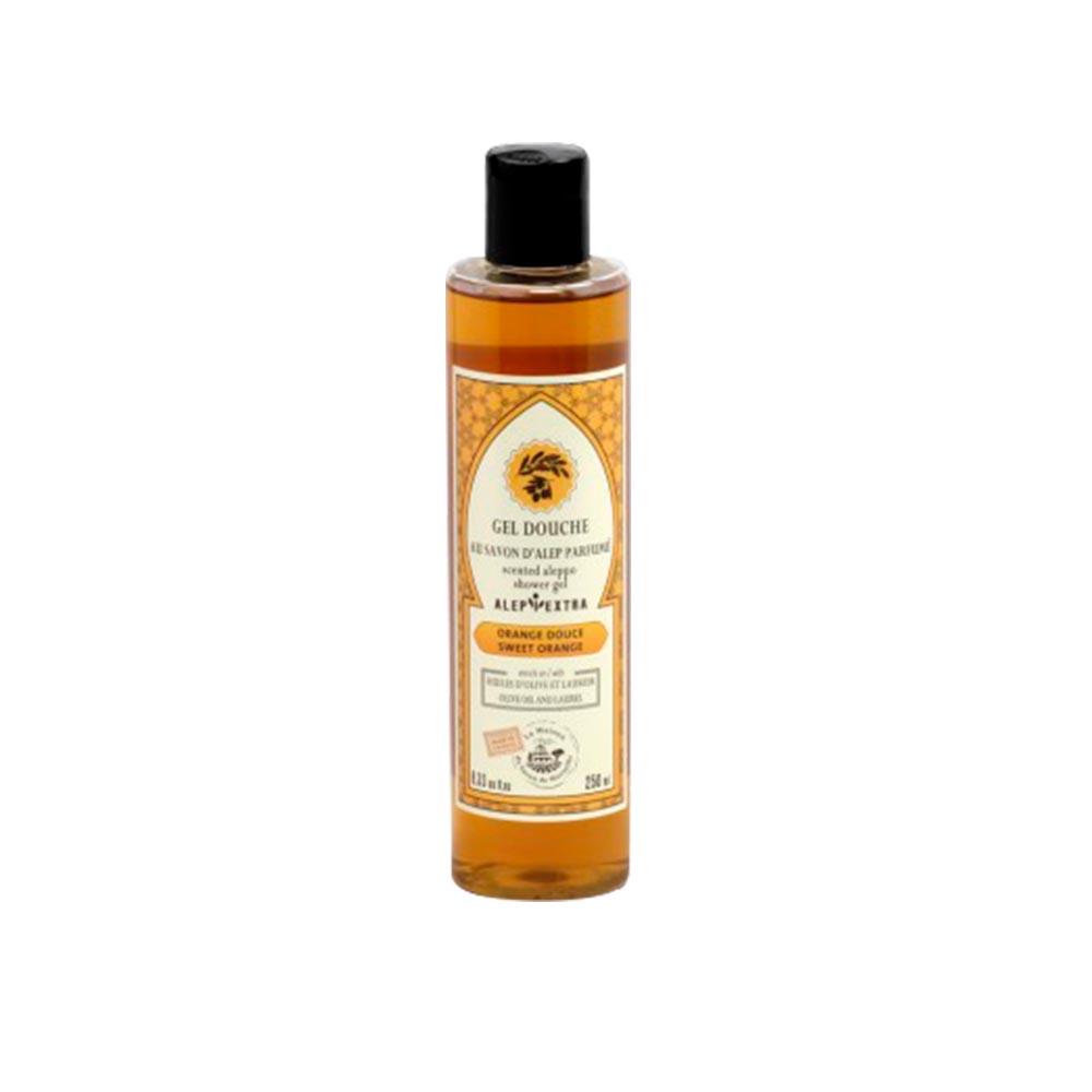 法國馬賽皂之家|最天然原始的皂 阿勒坡液體沐浴皂-新鮮甜橘