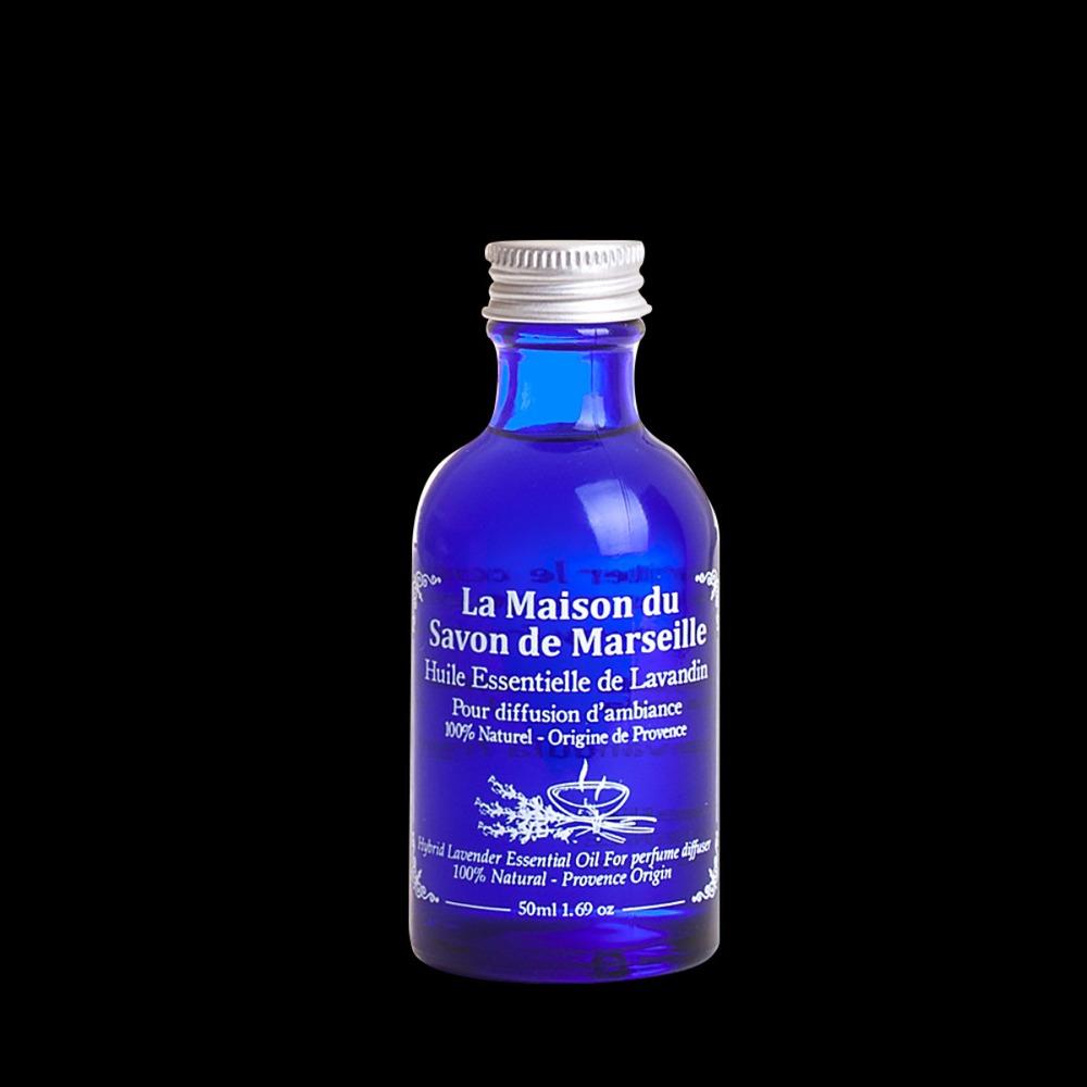 法國馬賽皂之家|100%南法普羅旺斯薰衣草精油50ml