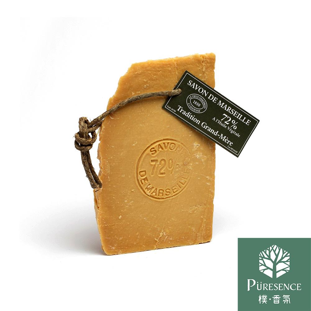 法國馬賽皂之家|經典始祖切片馬賽皂72%(橄欖油/棕櫚油)