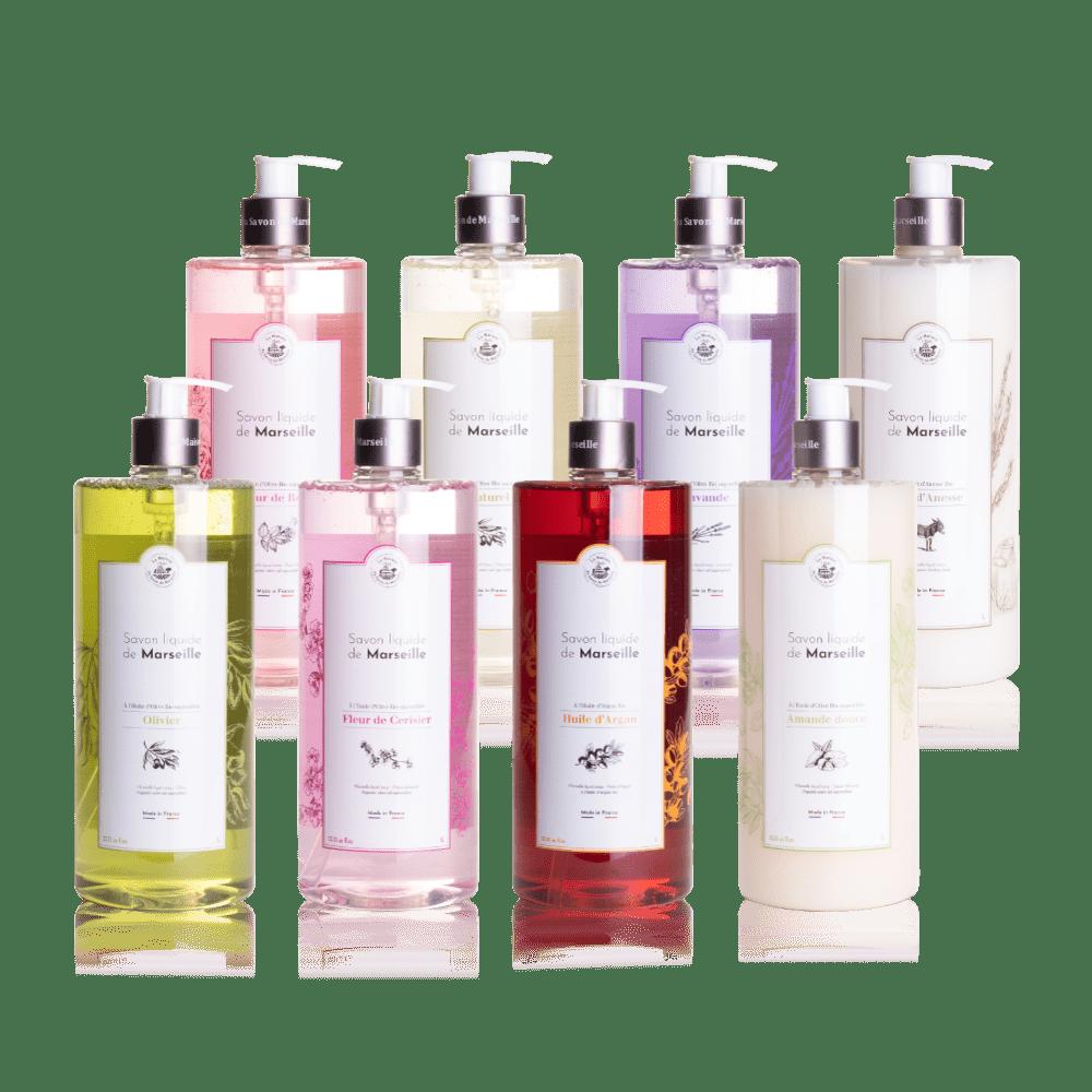 法國馬賽皂之家|古法液體馬賽皂1000ml