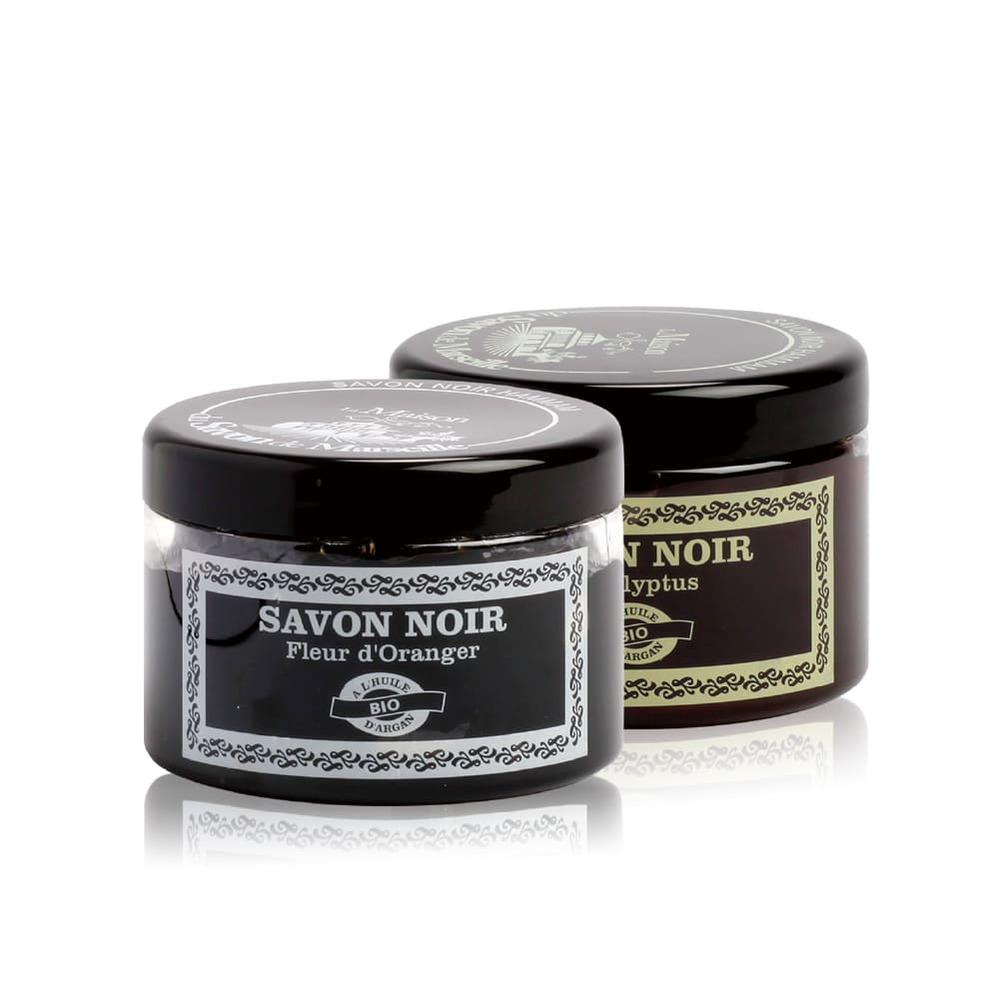 法國馬賽皂之家|土耳其哈曼溫和去角質黑皂膏300ml