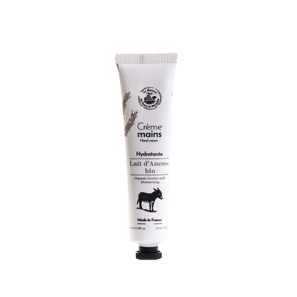 法國馬賽皂之家 水嫩驢奶滋潤護手霜30ml