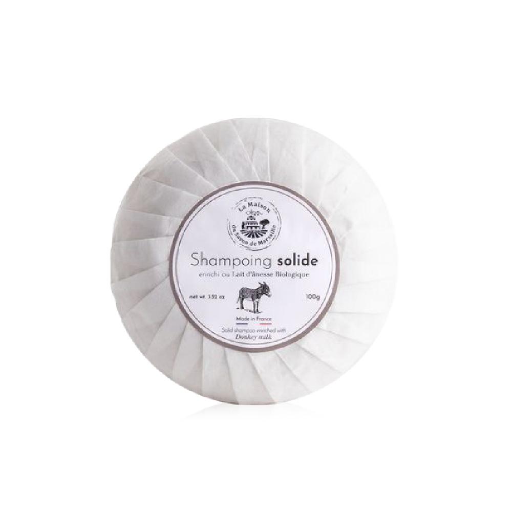 法國馬賽皂之家|滋潤養髮皂100g