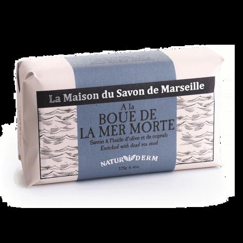 法國馬賽皂之家 香氛精油面膜皂125g