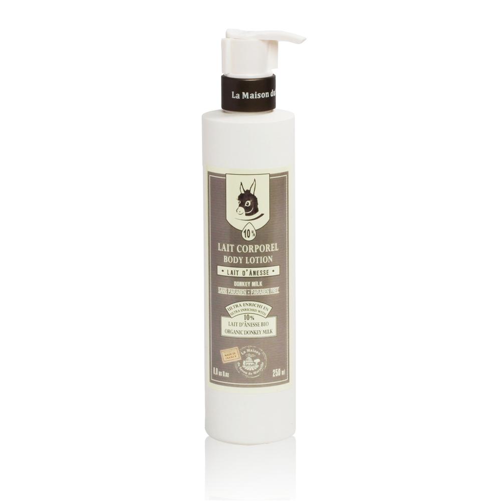 法國馬賽皂之家 10%頂級驢奶身體乳液250ml