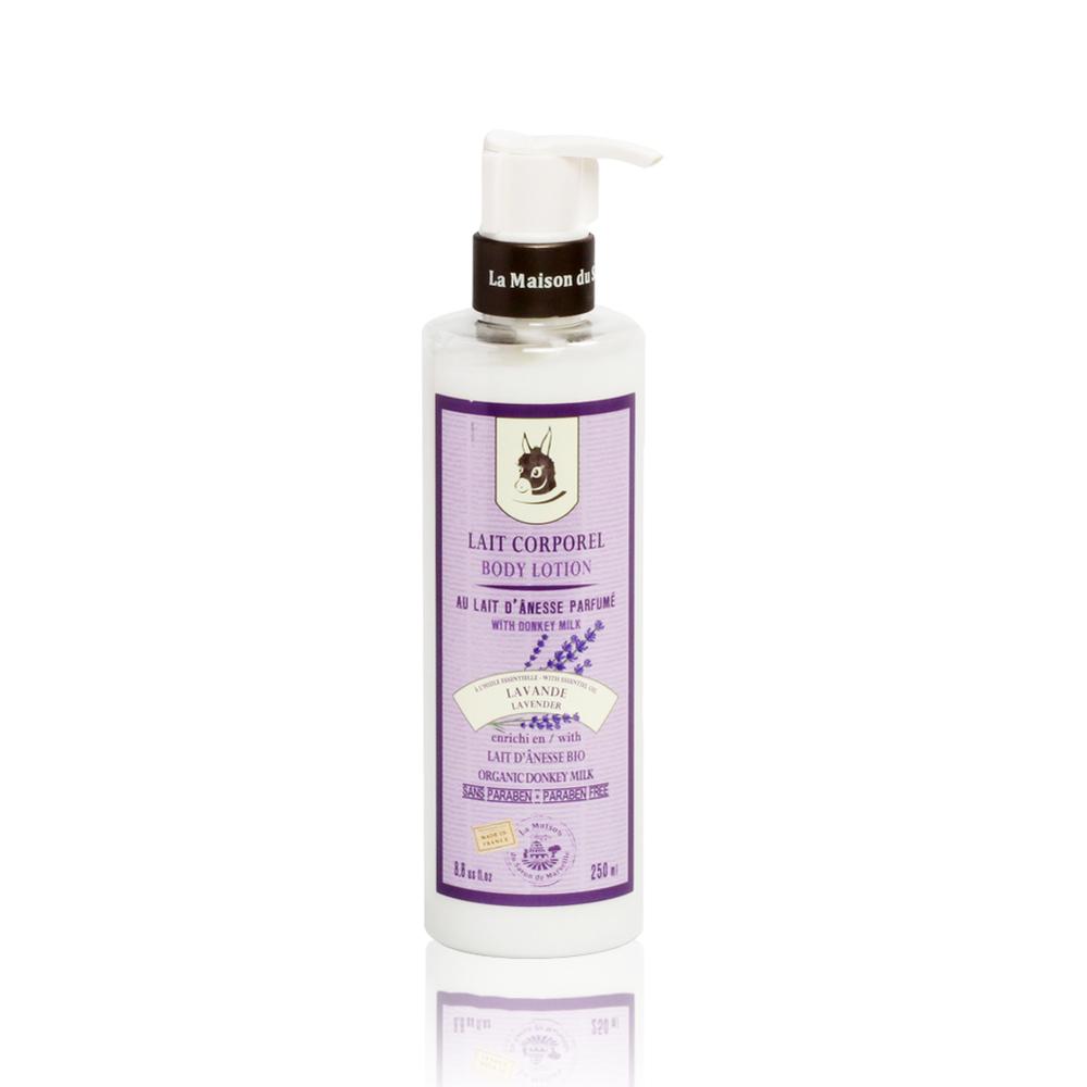 法國馬賽皂之家|驢奶滋養香氛身體乳液250ml