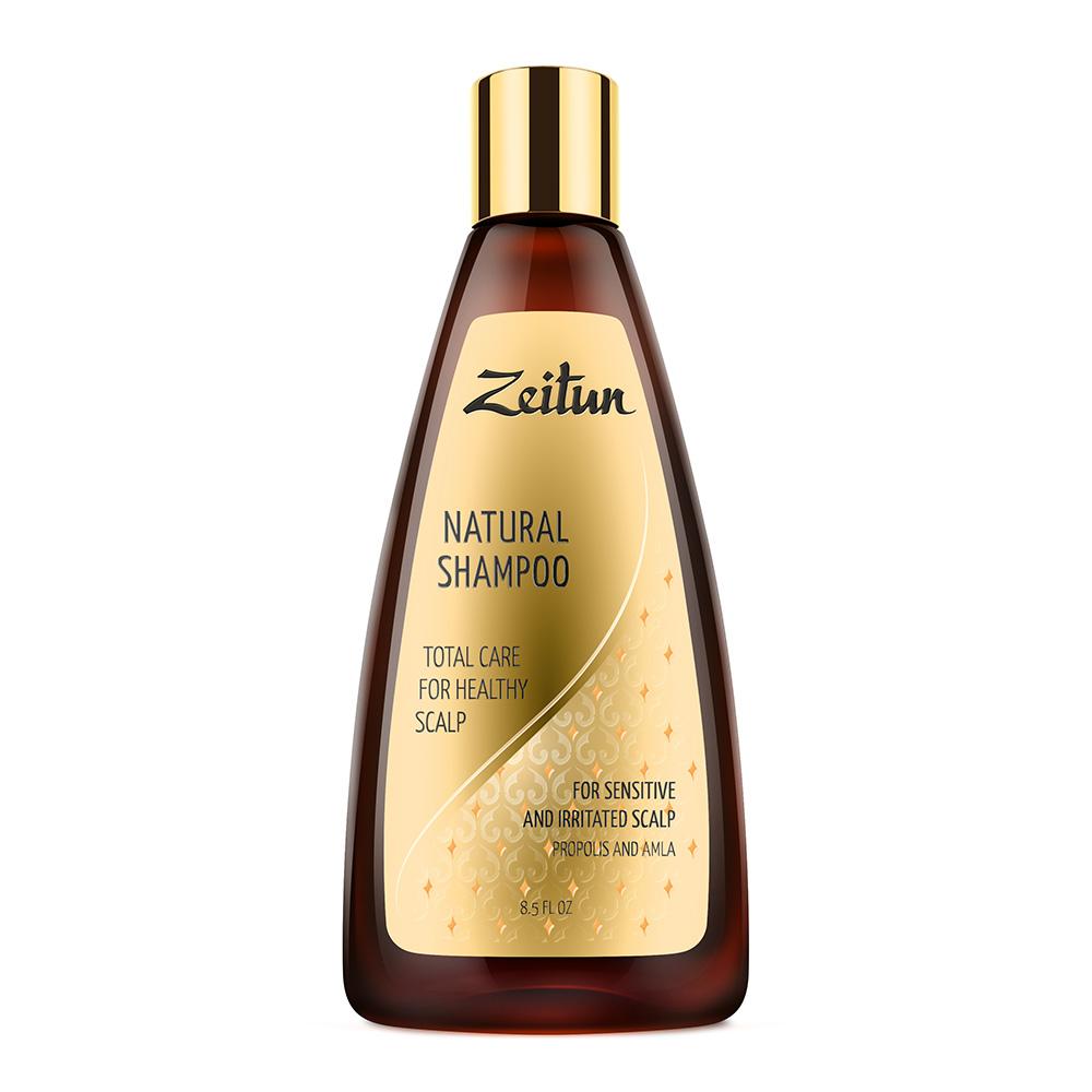 俄羅斯Zeitun莎杜|頭皮調理洗髮露250ml