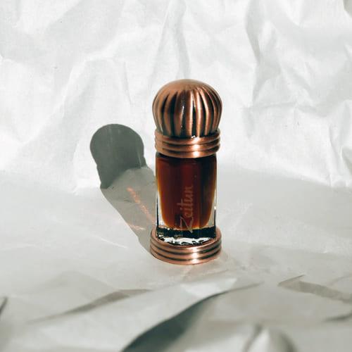 俄羅斯Zeitun莎杜|藍睡蓮(Blue Lotus) Attar香水精油3ml