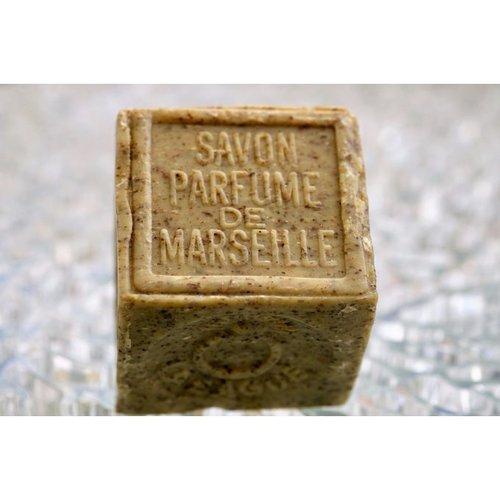 法國席哈爾Le Sérail 手工花粒植萃馬賽皂150g