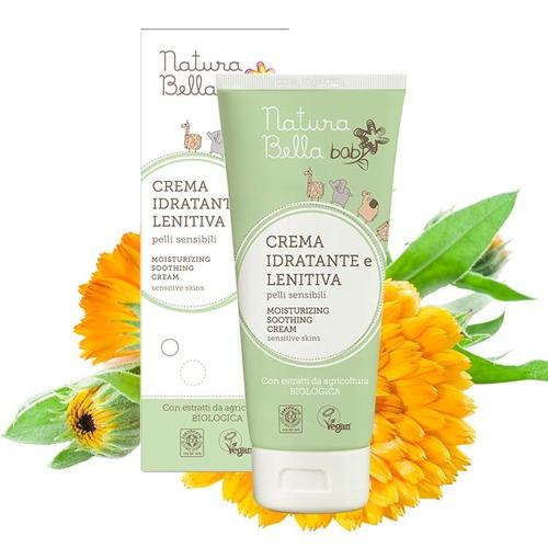 義大利Natura Bella 貝拉|金盞花潤膚乳液100ml