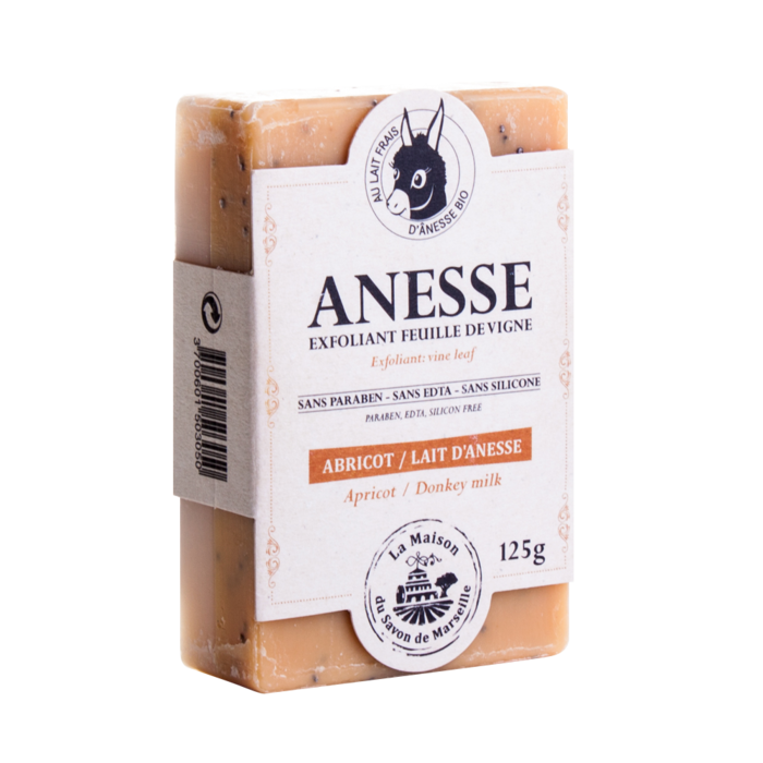 璞.香氛 PÜRESENCE|La Maison 馬賽皂之家滋潤驢奶皂 - 甜蜜杏仁