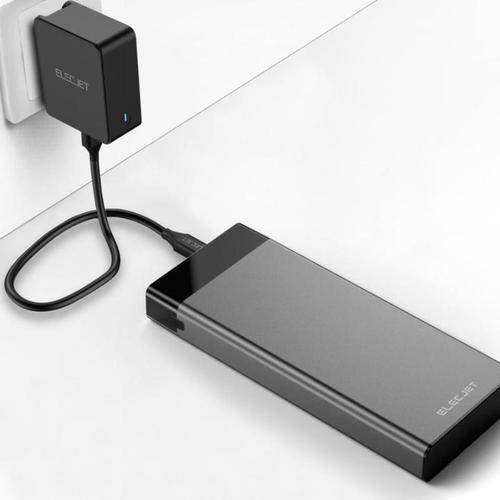 ELECJET|全球首款60W快充行動電源 20000mAh (USB C PD配置)