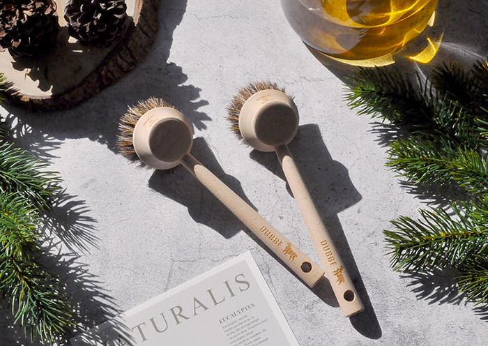 DUBBE|天然鍋刷 Natural Pot Brush