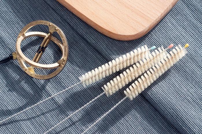 (複製)DUBBE | 天然吸管刷 Natural Straw Cleaner(細羊毛x3)