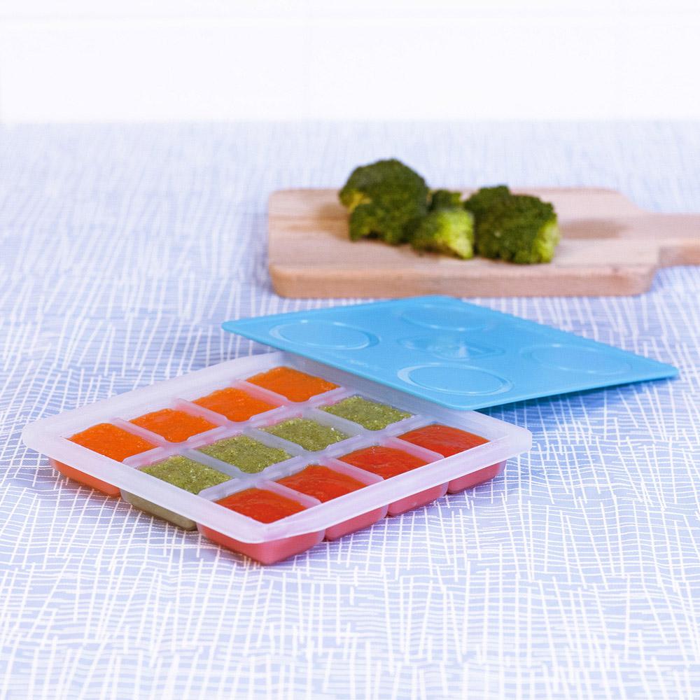 2angels|矽膠副食品製冰盒 15ml兩入