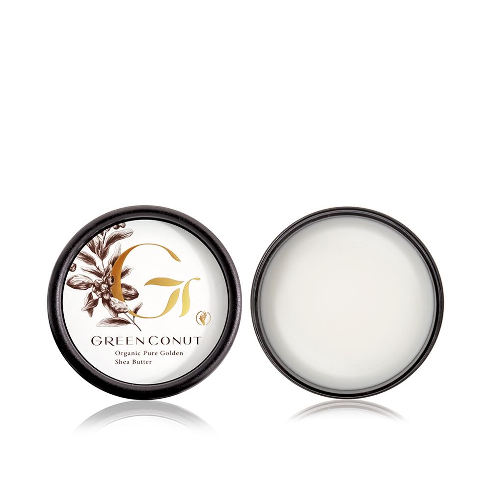 GREENCONUT綠果|黃金乳油木果脂-50g