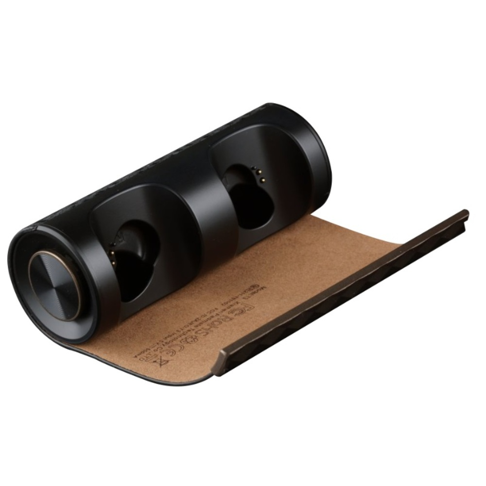 PaMu|Scroll 真無線藍牙耳機 - 古典棕