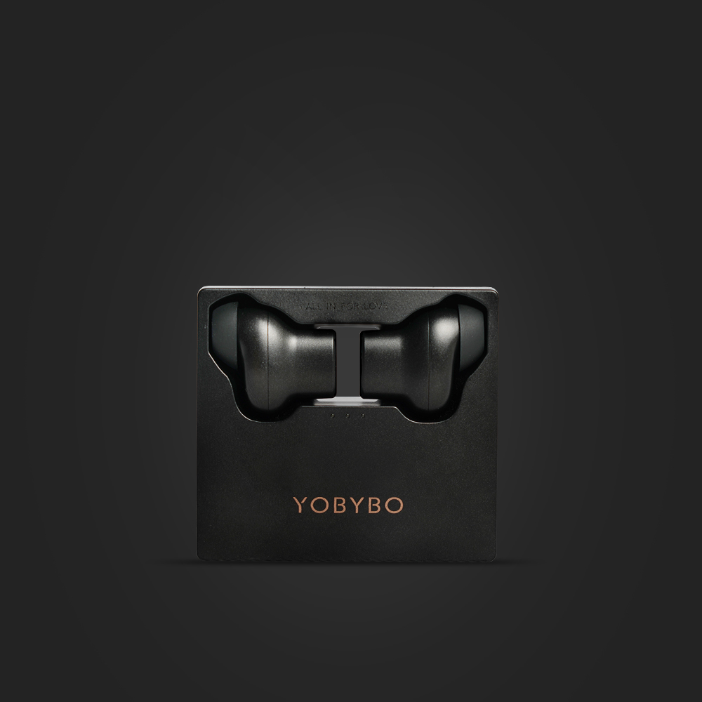 YOBYBO|NOTE20 無線耳機 - Black